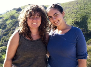 Christina & Miriam